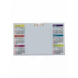 Calendário Plástico YBX13039-2016