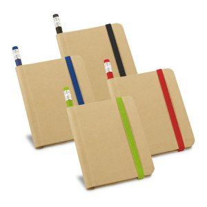 Caderno em papel cartão e capa dura YBP93422