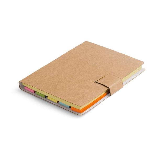 Caderno em Papel Cartão.