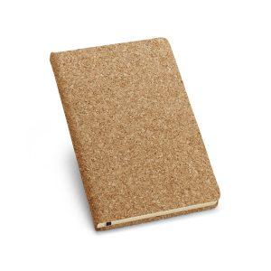 Caderno em cortiça YBP93719