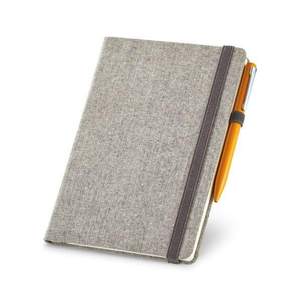 Caderno capa dura de algodão YBP93725