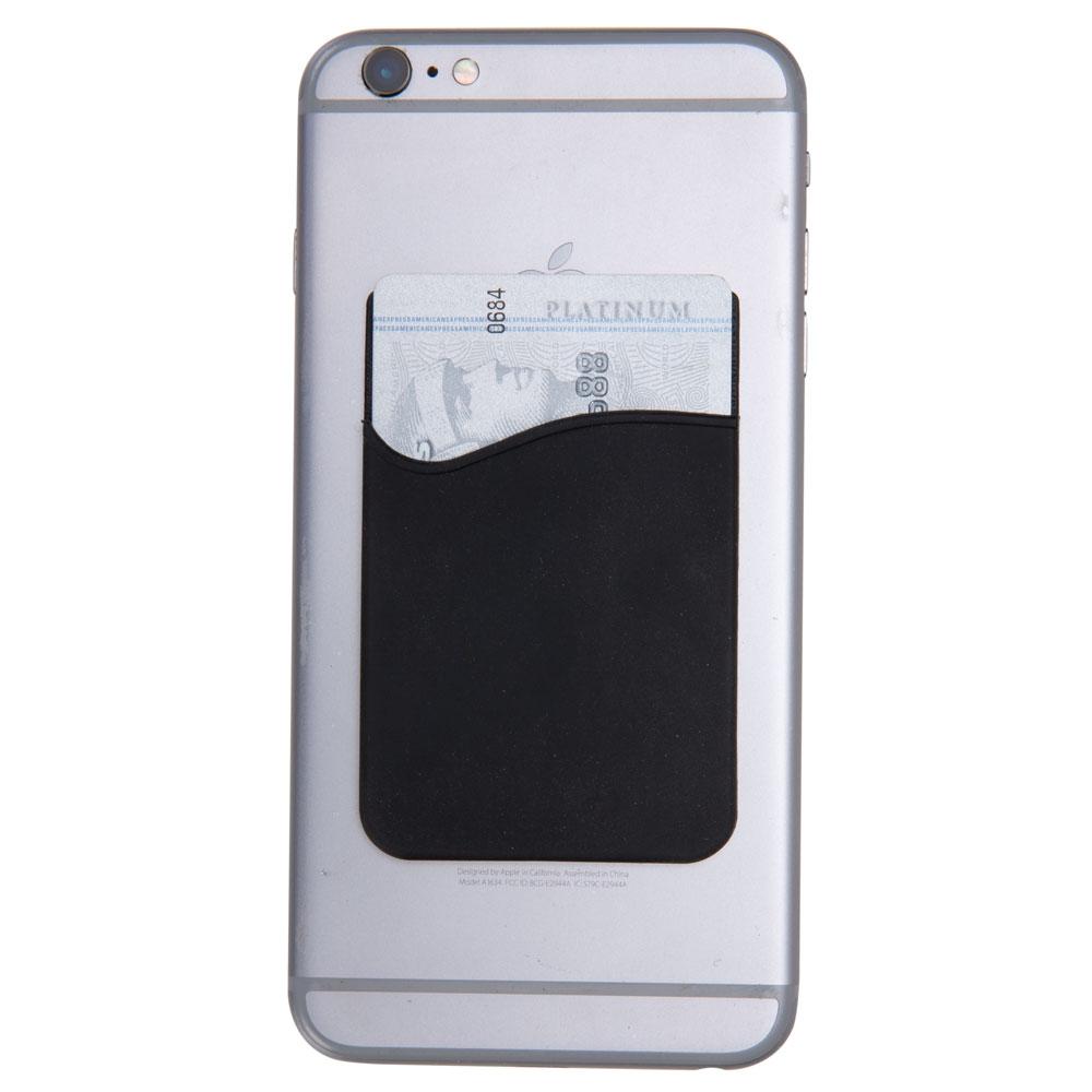 Adesivo Porta Cartão de Silicone para Celular YBX14000 8