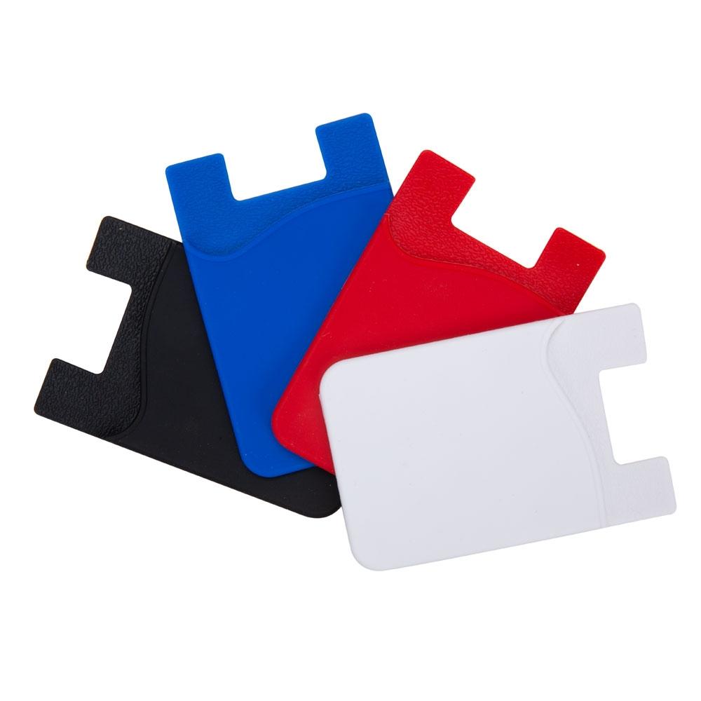 Adesivo Porta Cartão de Silicone para Celular YBX14000 1