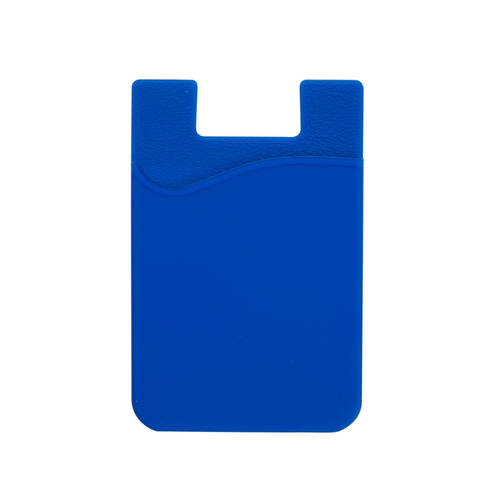 Adesivo Porta Cartão de Silicone para Celular YBX14000