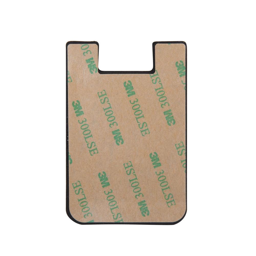 Adesivo Porta Cartão de Silicone para Celular YBX14000 5