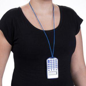 Calculadora com Cordão YBX1648
