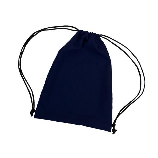 Mochila saco de microfibra com alças reguláveis YBX13761