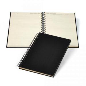 Caderno Agenda Preto SMPLE-14241