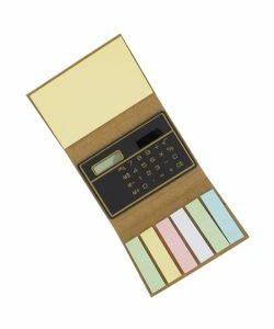 Post-it com calculadora YBX1600